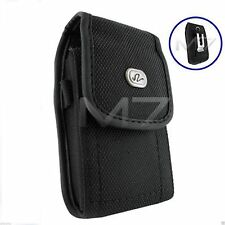 HEAVY DUTY EXPLORER RUGGED POUCH CASE for BLACKBERRY PHONE COVER METAL BELT CLIP