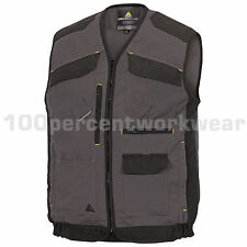 Delta Plus Panoply Work M5GIL MACH5 Spirit Gilet Tool Vest Jacket Multi Pockets