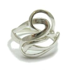 STYLISH STERLING SILVER RING SOLID 925 NEW SIZE H - T