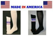 12 Pair Men Big and Tall over the calf king size extra large diabetic socks
