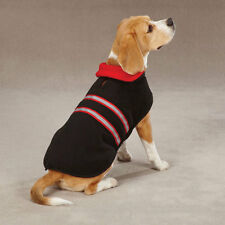 ZACK & ZOEY REFLECTIVE REVERSIBLE THERMAL DOG JACKET WARM PET COAT
