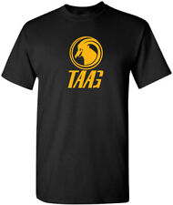 TAAG Angola Airlines Retro Logo Angolan Airline T-Shirt