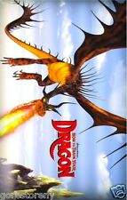 HOW TO TRAIN YOUR DRAGON Movie Poster Dreamworks