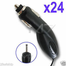 WHOLESALE LOT of 24 CAR CHARGER for NOKIA PHONES AUTO VEHICLE 6101 ADAPTER