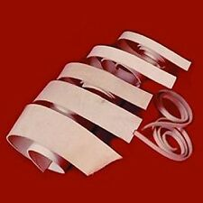 Pre-cut Strips Strap Leather,Heavy Leather for Belts,Bells,Spacers,Pet Collars