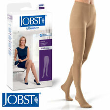 Jobst Womens UltraSheer Compression Pantyhose 30-40 mmhg Supports Stockings Hose