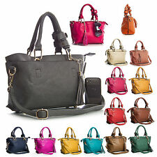 NUOVO Alla Moda Piccolo Mini MULTITASCHE Faux Leather Fashion Boutique Ragazze Handbag