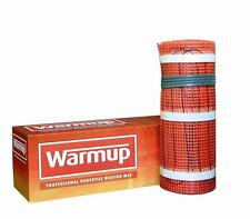 Warmup PFM Underfloor Mat Heating Kit for Tiled Floors Including Thermostat