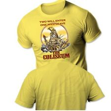 USC Trojans Tee The Coliseum Two Will Enter, One Will Leave