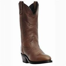 NIB Laredo 28-1807 Earth Brown Work Cowboy Boots Extra Wide Width Assorted Sizes