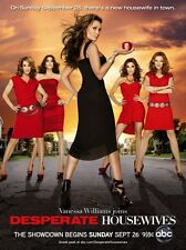 Desperate Housewives 8X10 11x17 16x20 24x36 27x40 TV Television Poster Hatcher E