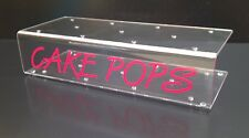 5x CAKE POP HOLDERS POP CAKE STANDS HOLDS 11. CHOICE OF GRAPHICS COLOUR