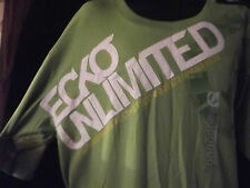 STYLISH NEW MENS ECKO DESIGNER HIP HOP GREEN RHINO T-SHIRT ~ SIZE XL