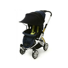 MANITO SUN SHADE Baby Stroller Sun Canopy for baby stroller and Car Seat UV Cut