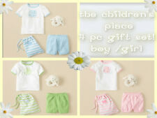 The Childrens Place Baby Outfit Shower/Hospital Gift Set NEW BORN 0-3,3-6-9 NWT