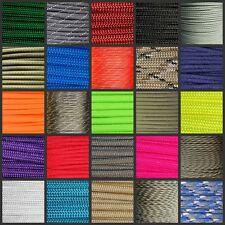 AMERICAN 550 Paracord        1' 10' 20' 50' 100'          FREE SHIPPING