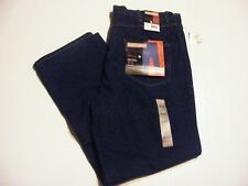 NEW Craftsman 5 Pocket Stain Resistant Relaxed Fit Blue Jean   MENS 32 36 38 40