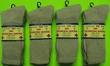 1,24,36 & More Pairs Diabetic crew Socks Size : 9-11, 10-13