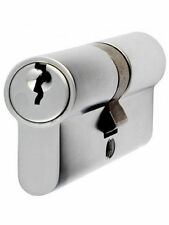 New Sterling Nickel Plated Euro Profile Cylinder Locks