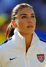 Hope Solo 8x10 11x17 13x19 24x36 27x40 Olympics Women's Soccer Photo Poster A