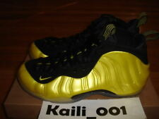 Nike Air Foamposite One ElectroLime Yellow Royal Copper Galaxy Pewter OG A