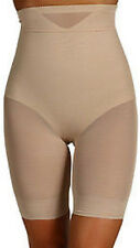 Miraclesuit Shapewear #2789 Extra Firm Control Sheer Trim Thigh Slimmer