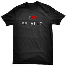 I Love My Alto T-Shirt, for Suzuki owners/drivers, choice colours & sizes