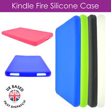 Brand New Amazon Kindle Fire Silicone soft Case Cover Skin