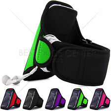 Neoprene Running Sport Gym Workout Armband Cover Case for Motorola DROID RAZR M