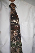 Mens Camouflage Ties, camo ties, Mossy Oak,realtree, Camo, Hunting, Outdoors