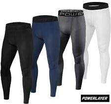 Mens Boys Body Armour Compression Base Layer Tights Leggings Thermal Under Gear