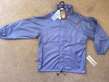 RAIN JACKET - NEW, WATER PROOF, BREATHABLE, STOW/PACK INTO POCKET, MENS, LADIES