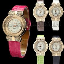 2012 Charming Jelly Crystal Ladies Fashion Quartz Watch WristWatch Watches NEW