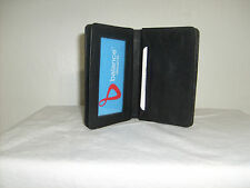 Expandable ID & Credit Card Holder 8 + cards 2 ID Window Middle Flap 3 Colors