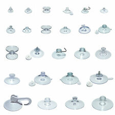 25 Styles of Suction Cups to Choose from FREE UK P&P Standard, Side Pilot, Dual