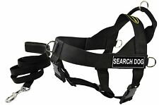 "Dean & Tyler ""DT Universal + Padded Puppy"" Nylon No-Pull Harness with Removable"