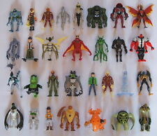 Ben 10 Alien Force Action Figures - Many To Choose From - All VGC