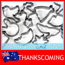 Cookie Biscuit Pastry Fondant Jelly Mold Cake Cutter Decoration Mould Tool Steel