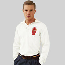 Ulster Retro style Rugby Shirt / Jersey with FREE back print