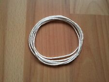 Ø 3mm Silica wick rope - high quality - temperature resistance > 1300°C