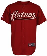 Houston Astros Majestic Alternate Home MLB Replica Jersey Adult Sizes S M L XL