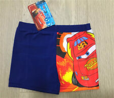 Disney CARS Lightning McQueen Boys SWIM Shorts  Swimmers Bathers Various Size