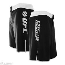 UFC TUF 17 Chael Sonnen Team Shorts (Black/Grey) - ufc mma bjj training