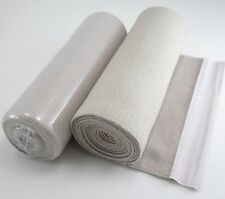 """2 (Two) New 6"""" inch Ace Type Elastic Bandage w Velcro -Made in USA- High Quality"""