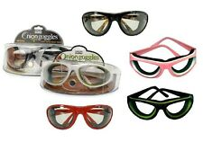Pro-Style Onion Goggles Tear Free Slicing Cutting Chopping Mincing NEW!