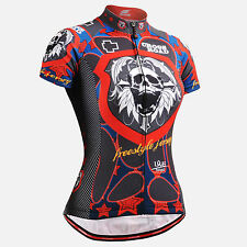 FIXGEAR CS_W1102 Women's Cycling Jersey Road Bike Shirt Bicycle wear MTB Biking