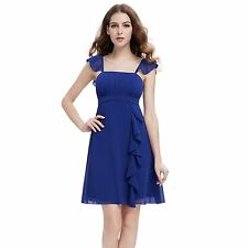 New Sexy  Women Bridesmaid Dress Evening Cocktail Party Prom Ball Gown  03337