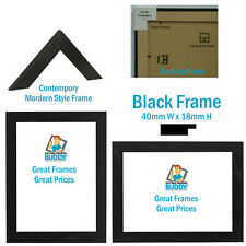 A4 pkPACK OF 4,6,8,10 A 4  BLACK CERTIFICATE, FRAME, PHOTO FRAME,