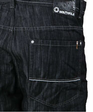 SOUTHPOLE 4187-2126 Mens BIG TALL Relaxed Fit Jeans NWT Rinse Black pick size