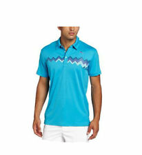 PUMA Polo Golf Rickie Fowler Mens Kinetic Graphic Polo pic size & color NWT